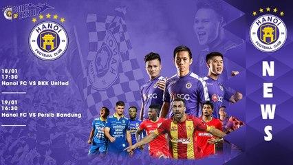 Nét thú vị ASIA CHALLENGE 2020 - Giải giao hữu trước thềm mùa giải mới của CLB Hà Nội | HANOI FC