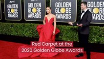 Trendy Looks At The  2020 Golden Globe Awards