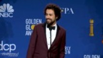 Ramy Youssef On Best Actor in a Comedy Series Win for 'Ramy' | Golden Globes 2020