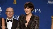 Phoebe Waller-Bridge On Best Actress in a Comedy Series Win For 'Fleabag' | Golden Globes 2020