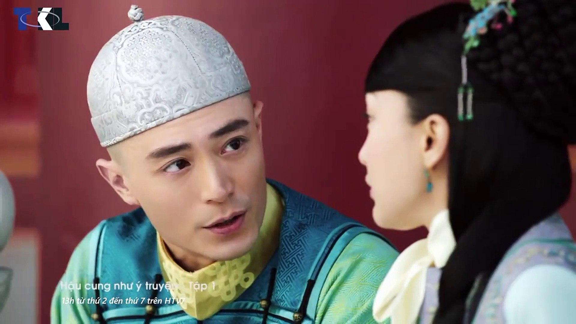 Hậu Cung Như Ý Truyện - Tập 1 Full - Phim Cổ Trang Trung Quốc Hay Nhất 2020