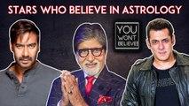 Salman Khan, Shah Rukh Khan, Amitabh Bachchan | Bollywood Stars Who Believe In Astrology