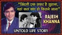 Rajesh Khanna's LIFE STORY | Lesser Known FACTS About The Original Superstar | Past Ka Pitara