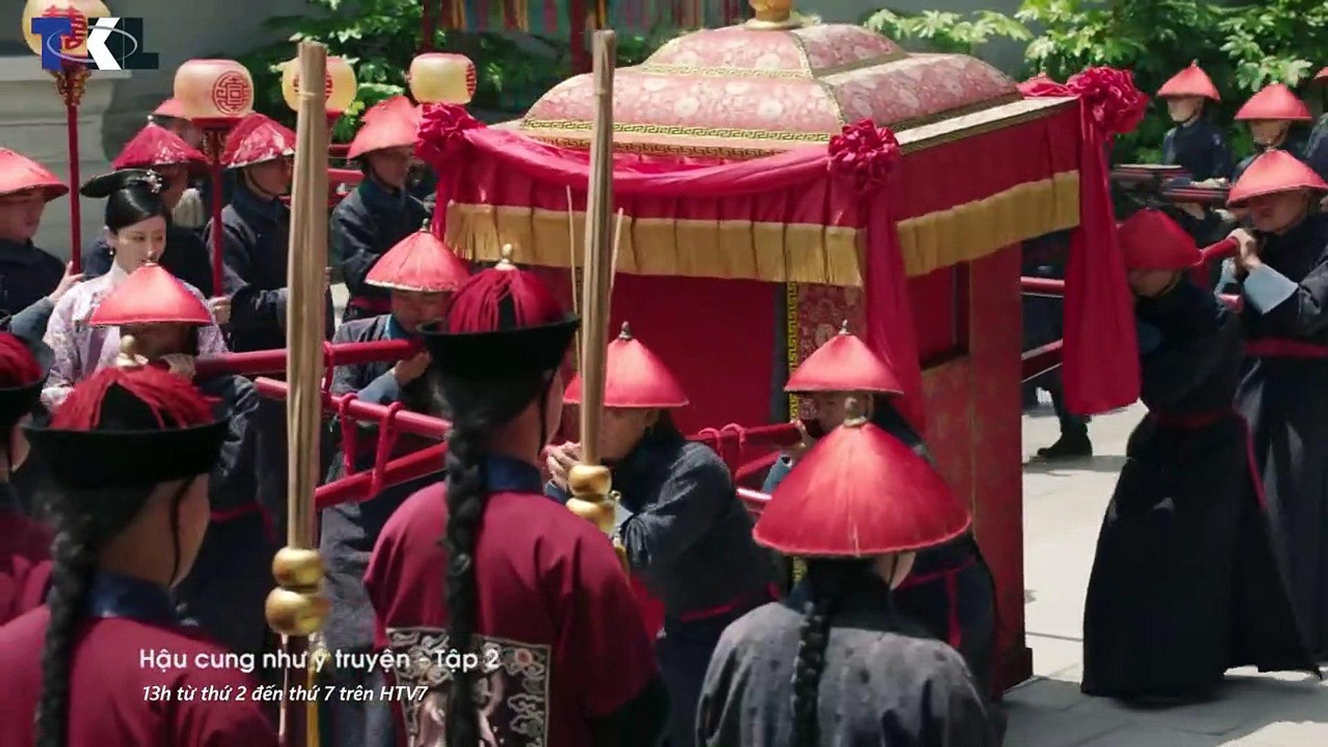 Hậu Cung Như Ý Truyện - Tập 2 Full - Phim Cổ Trang Trung Quốc Hay Nhất 2020