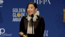 Awkwafina On Best Actress in a Comedy Win For 'The Farewell' | Golden Globes 2020