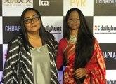 Chhapaak फिल्म देखने पहुंची Laxmi Agarwal, अपनी कहानी देख हुई भावुक | FilmiBeat