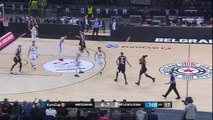 Partizan used threes, energy for record-breaking win