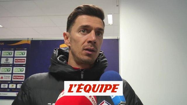J. Fonte «Jouer une finale est un objectif du club» - Foot - C. Ligue - Lille