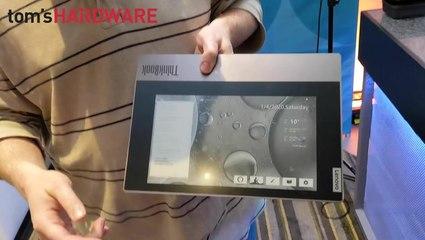 CES2020: Lenovo Thinkbook Plus