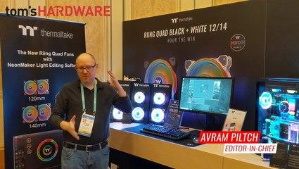 CES 2020: Thermaltake Neonmaker Software