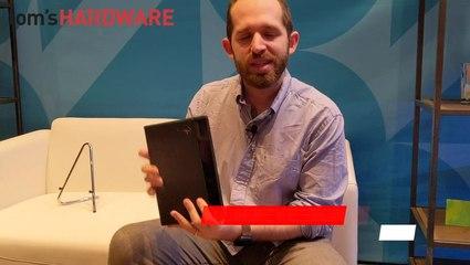CES2020: Lenovo Thinkpad X1 Fold