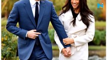 Prince Harry and Meghan Markle to step back as 'senior royals'