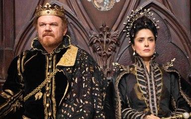 【三妹说电影】王后为了怀孕吃下海怪心脏,不料最后却被生下的儿子所杀,暗黑童话《故事的故事》