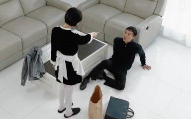 【晓敏讲故事】男子新买的机器女佣,行为越来越怪异,开始变得不受控制