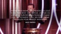 Golden Globes 2020 : l'énorme coup de gueule de Ricky Gervais sur Harvey Weinstein