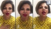 Rakhi Sawant Slam Trollers Who Tried Abusing Her