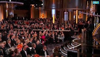 Ricky Gervais kicks off Golden Globes 2020