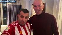 Quand le propriétaire d'Almeria met un coup de tête à Zinedine Zidane