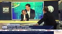 club Laurent Bigorgne (Institut Montaigne) : Retraites, quel compromis pour faire passer la réforme ? - 06/01