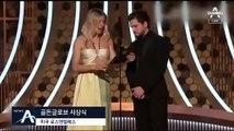 기생충, 한국 영화 최초 '골든글로브' 수상