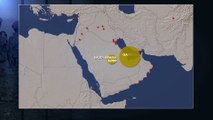 Washington-Tahran krizi: ABD'nin Orta Doğu'da hangi noktalarda kaç askeri bulunuyor?