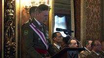 El cap de l'exèrcit espanyol a Catalunya diu que totes les administracions estan subjectes a la constitució