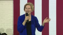 Sagging Warren Backs Down From Wine Cave Attack