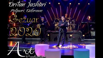 Dritan Jashari - Potpuri Dibrane (Gezuar 2020)