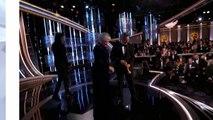 Golden Globes 2020 : Joaquin Phoenix récompensé, il fait passer un message fort
