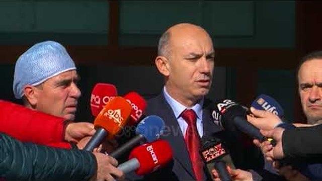 """Ora News - """"Ju uron vit të mbarë"""", Zv/drejtori i Tramuës flet për gjendjen e kryebashkiakut"""