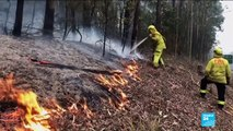 Australian bushfires ease as government commits two billion dollars to recovery effort