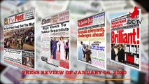 CAMEROONIAN PRESS REVIEW OF JANUARY 6, 2020