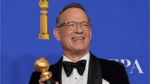 Tom Hanks Receives Lifetime Achievement Award