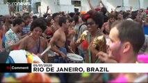 Brezilya'da karnaval sezonu açılıyor