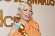 Michelle Williams' passionate Golden Globes speech