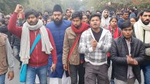 After Sunday's violence, Left and right trade charges in JNU