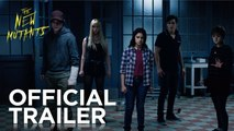 The New Mutants Official Trailer (2020) Anya Taylor-Joy, Maisie Williams Horror Movie