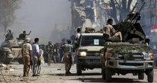 Son dakika: Sirte'ye saldıran darbeci Hafter güçleri püskürtüldü