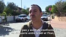Des Israéliens réagissent à la mort du général iranien Soleimani
