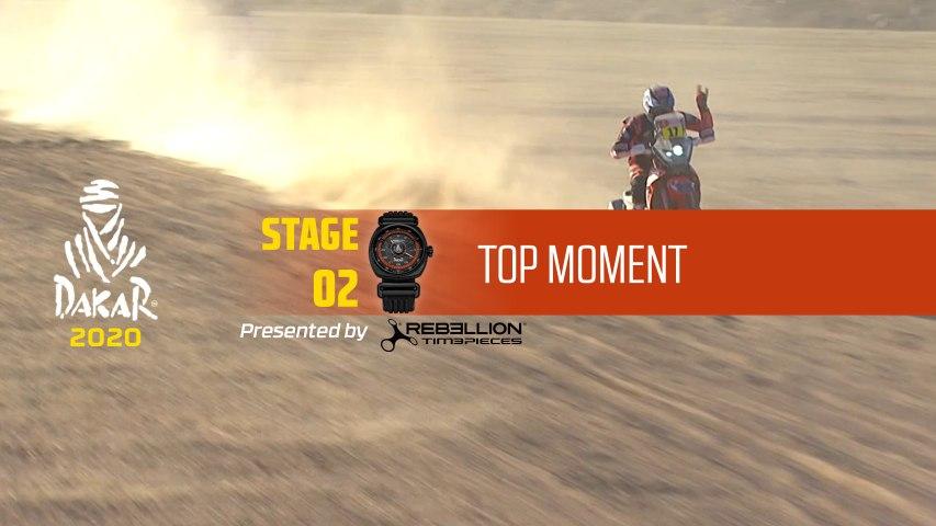 Dakar 2020 - Étape 2 / Stage 2 - Top Moment by Rebellion
