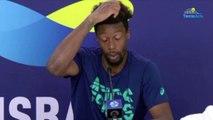 """ATP Cup 2020 - Le 0 sur 16 de Gaël Monfils contre Novak Djokovic : """"Je m'entraine pour battre ce mec là, ces mecs là"""""""
