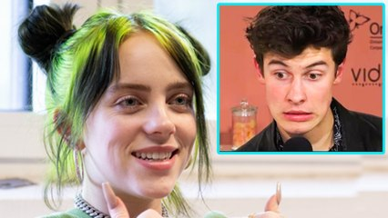 Billie Eilish Leaves Shawn Mendes Text To Her On Read!!