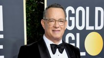 Tom Hanks's Face Is the First Meme from Tonight's Golden Globes