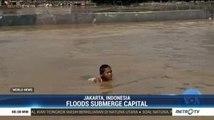Floods Submerge Capital
