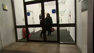 Diane Abbott leaves NEC meeting at Labour HQ