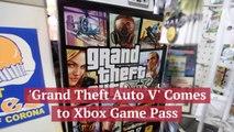 Xbox Game Pass Now Has GTA 5