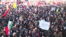 Zwei Millionen fordern Rache für Soleimani
