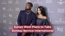 Kanye West Has Big 2020 Plans