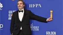 'Joker' Star Joaquin Phoenix Calls Out Climate Change At Golden Globes