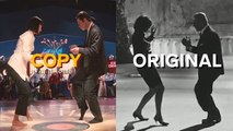 How Golden Globes winner Quentin Tarantino steals from other movies